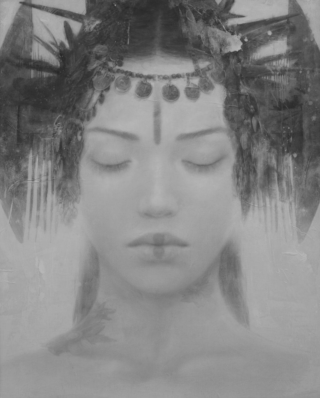 626P Goddesses of Nibiru by Romulo Royo