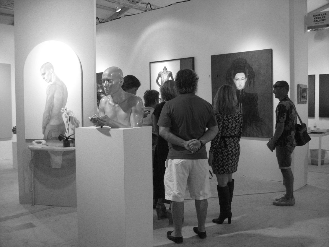Stand Gallery Kavachnina Contemporary at ART MIAMI fair