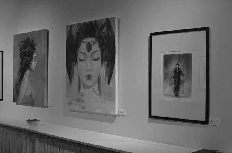 Champaka - Wild Art, Exhibition images