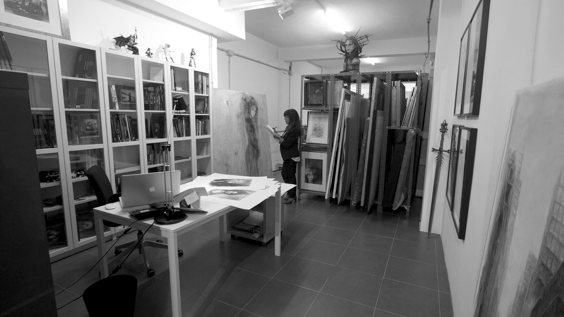 Laberinto Gris - Studio