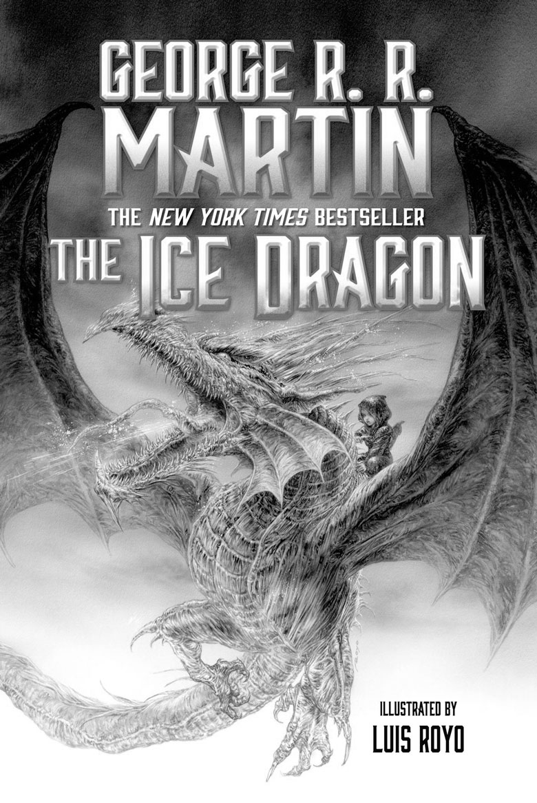 Cover of the book The Ice Dragon