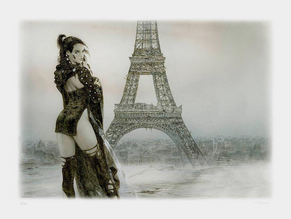 LUZ_2038_PARIS_1_LUIS_ROYO_LIMITED_EDITIONS_MALEFIC_TIME_LABERINTO_GRIS
