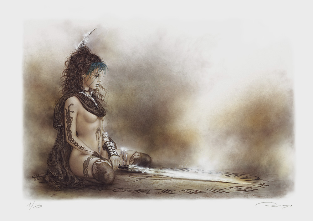 THE_FIVE_FACES_OF_HECATE_I_LUIS_ROYO_LIMITED_EDITIONS_COVER_LABERINTO_GRIS