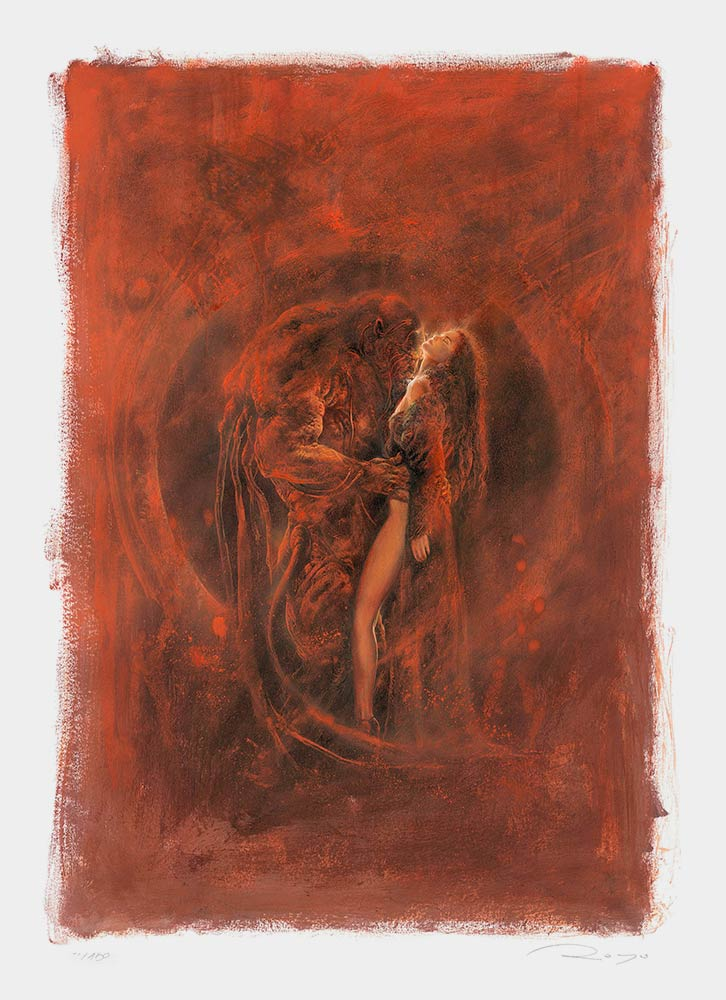 ILLICIT_WINDOW_WITH_RED_LUIS_ROYO_LIMITED_EDITIONS_LABERINTO_GRIS